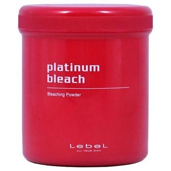 Lebel Platinum Bleach - Порошок осветляющий 350 гр - фото 63623