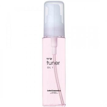 Lebel Trie Tuner Oil 1 - Сухое шелковое масло для укладки волос 60 мл - фото 63734