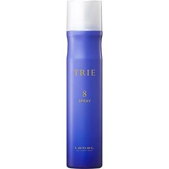 """Спрей """"Lebel Trie Fix Spray 8"""" 170гр для укладки сильной фиксации - фото 63889"""