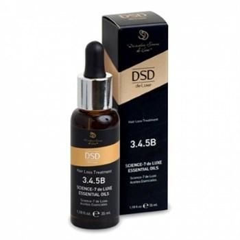 DSD Deluxe Science-7 de Luxe Essential Oils - Эфирное Масло Сайенс-7 № 3.4.5Б 35мл - фото 64078