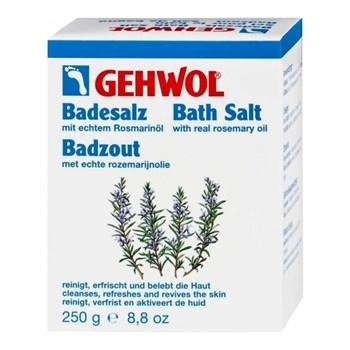Gehwol Bath Salt - Соль для ванны с розмарином 10*250 гр - фото 64412