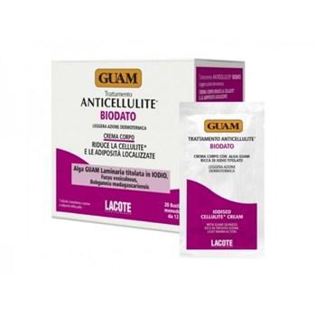 "Крем ""Guam Anticellulite Biodato гуам антицеллюлитный"" 20 х 12мл - фото 64451"