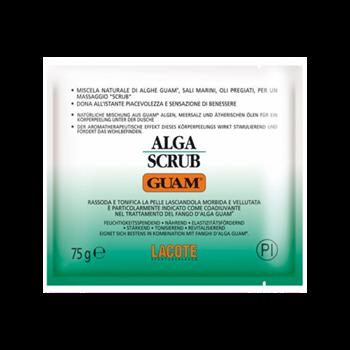 """Скраб """"Guam AlgaScrub Exfoliating Scrub увлажняющий"""" 75мл для тела - фото 64455"""