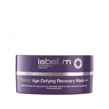 "Маска ""label.m восстанавливающая антивозрастная терапия"" 120мл - фото 65781"