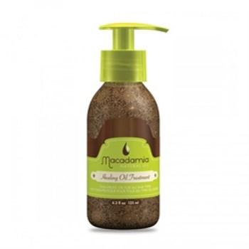 Macadamia natural oil Healing Oil Treatment - Уход восстанавливающий с маслом арганы и макадамии 125 мл - фото 66054