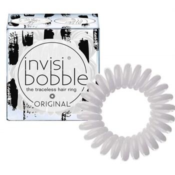 Invisibobble ORIGINAL Smokey Eye - Резинка-браслет для волос, цвет Дымчато-серый 3шт - фото 69031