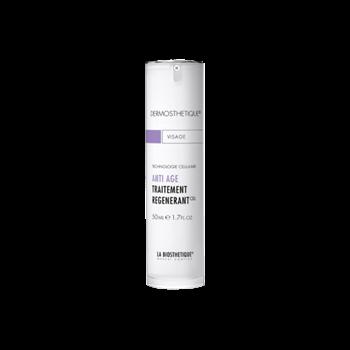 """Ночной крем """"La Biosthetique Skin Care Dermosthetique Anti-Age Traitement Regenerant Cream антивозрастной клеточно-активный восстанавливающий"""" 50мл - фото 69338"""