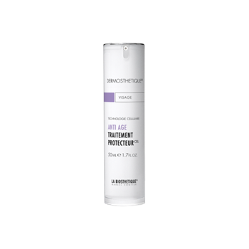 """дневной крем """"La Biosthetique Skin Care Dermosthetique Anti-Age Traitement Protecteur Cream антивозрастной клеточно-активный защитный"""" 50мл - фото 69339"""