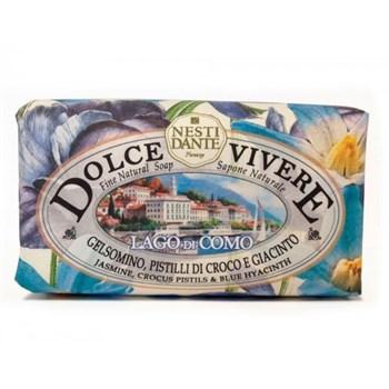 "Мыло ""NESTI DANTE DOLCE VIVERE Lago Di Como  Лаго ди Комо (освежающий и согревающий)"" 250мл - фото 70065"