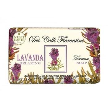 "Мыло ""NESTI DANTE DEI COLLI FLORENTINI Relaxing Lavender  Расслабляющая Лаванда (успокаивает и балансирует)"" 250мл - фото 70070"