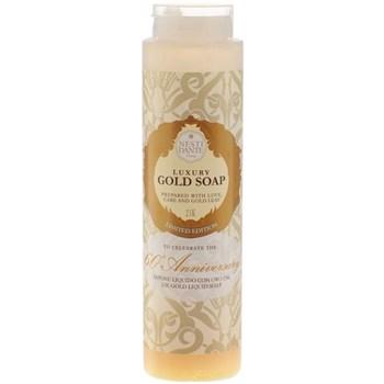 """Гель """"NESTI DANTE ANNIVERSARY 60th Anniversary Gold Showel Юбилейное Золотое"""" 300мл для всех типов кожи для душа - фото 70079"""