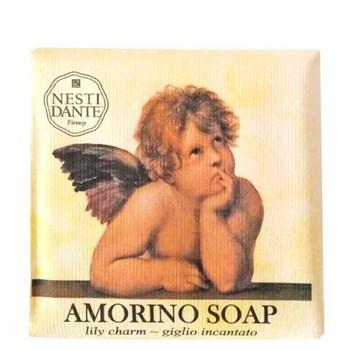 """Мыло """"NESTI DANTE AMORINO SOAP Lily Charm  Нежность Лилии (очищение и расслабление)""""150мл - фото 70294"""