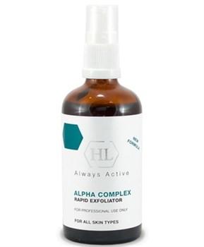 Holy Land Alpha Complex Multifruit System Rapid Exfoliator - Химический пилинг 100 мл - фото 72687