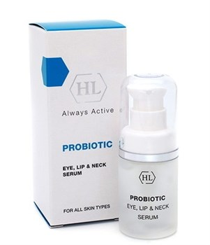 "Сыворотка ""Holy Land ProBiotic Eye, Lip & Neck Serum"" 15мл для век, губ и шеи - фото 72802"