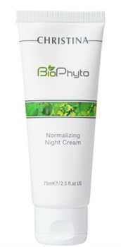 Christina Bio Phyto Normalizing Night Cream 75ml