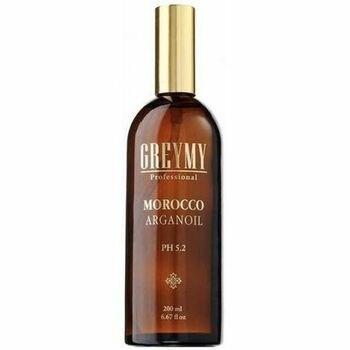 Greymy Morocco Arganoil - Марокканское аргановое масло 200 мл - фото 73463