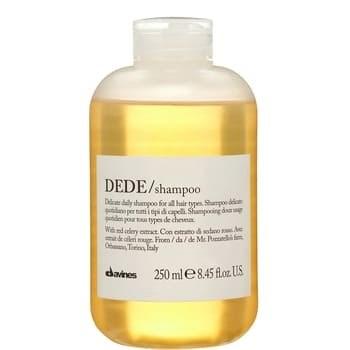 "Шампунь ""Davines Essential Haircare Dede Delicate ritual shampoo"" 250мл деликатный - фото 73637"