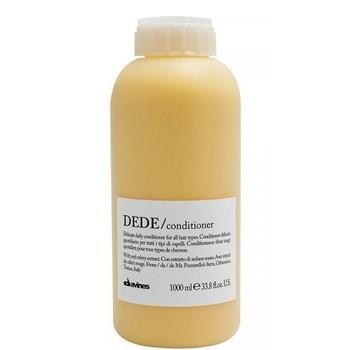 """Кондиционер """"Davines Essential Haircare DEDE Conditioner delicate"""" 1000мл для волос деликатный - фото 73640"""