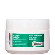 Goldwell Dualsenses Curly Twist Moist - Интенсивный уход за 60 секунд для вьющихся волос 200мл
