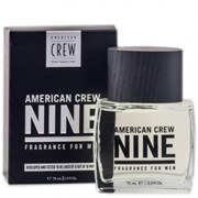 American Crew Eau de Parfum NINE - Туалетная вода для мужчин NINE 75 мл