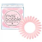 Invisibobble ORIGINAL Blush Hour - Резинка-браслет для волос, цвет Розовый 3шт