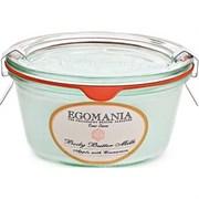 "Крем-масло ""Egomania Body Butter Milk Apple & Cinnamon яблоко и корица"" 290мл для тела"