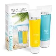 Janssen Cosmetics Sun Kit - Янссен Набор «Солнечный дуэт» 200 + 150мл