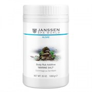 "Скраб ""Janssen Cosmetics Spa World Body Rub Addtive Marine Salt микродермабразия Морская Соль"" 1000гр"