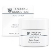 "Детокс-крем ""Janssen Cosmetics Trend Edition Skin Detox Cream антиоксидантный"" 50мл"