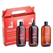 Sim Sensitive System 4 - Комплекс для укрепления волос 500 мл + 500 мл + 500 мл