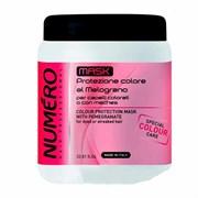 """Маска """"Brelil Professional Numеro Colour Protection Mask"""" 1000мл для защиты цвета с экстрактомграната для окрашенных и мелированных волос"""