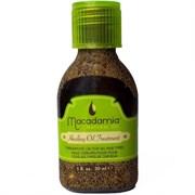 Macadamia natural oil Healing Oil Treatment - Уход восстанавливающий с маслом арганы и макадамии 30 мл