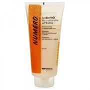 """Шампунь """"Brelil Professional Numero Oat Shampoo Avena"""" 300мл с вытяжкой из овса Авена"""