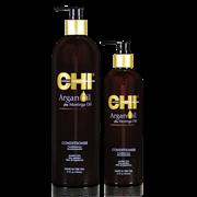 """Кондиционер """"CHI Argan Oil Conditioner"""" 750мл восстанавливающий с маслом арганы"""