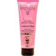 "Маска ""Egomania Lovely Ginger & Cocoa Butter Treatment Mask"" 250мл с имбирем и маслом какао"
