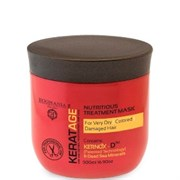 """Маска """"Egomania Nutritious Mask Ультрапитание"""" 500мл для очень сухих, окрашенных и поврежденных волос"""