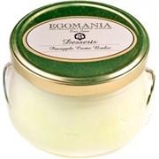 """Крем-десерт """"Egomania Desserts Pineapple Creme brulee для тела ананасовое крем-брюле"""" 370мл"""