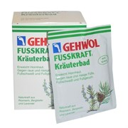 Gehwol Fusskraft Herbal Bath - Травяная ванна 10*200 гр