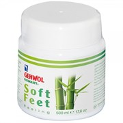 "Gehwol Fusskraft Soft Feet Peeling - Пилинг ""Бамбук и жожоба"", 500мл"