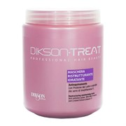 """Маска """"Dikson RESTRUCTURING MOISTURIZING MASK восстанавливающая увлажняющая"""" 1000мл для волос с витамином F,"""