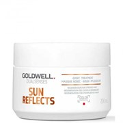Goldwell Dualsenses Sun Reflects After-Sun 60sec Treatment - Интенсивный уход за 60 секунд 200мл