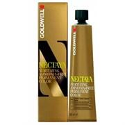 """Краска для волос """"Goldwell NECTAYA 6B коричневый золотистый"""" 60мл"""
