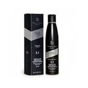 "Шампунь ""DSD de Luxe Steel and Silk Treatment Shampoo Сталь и Шёлк Диксидокс де Люкс № 5.1L"" 500мл восстанавливающий"