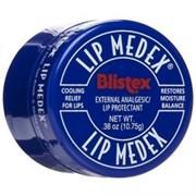 "Бальзам ""Blistex Lip Medex Cooling Relief Moisture охлаждающий увлажняющий"" 7гр для губ"