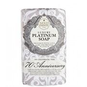 "Мыло ""NESTI DANTE ANNIVERSARY 70th Anniversary Platinum Soap  Юбилейное Платиновое"" 250мл для всех типов кожи"