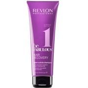 "Шампунь ""Revlon Professional Be Fabulous Step 1 Open Cuticle"" 250мл очищающийоткрывающий кутикулу"