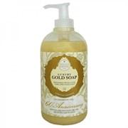 "Жидкое мыло ""NESTI DANTE ANNIVERSARY 60th Anniversary Gold Liquid Soap Юбилейное Золотое"" 250мл для всех типов кожи"