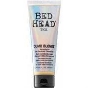 """Кондиционер-маска """"TIGI Bed Head Dumb Blonde"""" 200мл для блондинок"""