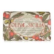 """Мыло """"NESTI DANTE OLIVAE di Sicilia  Сицилийская Олива (увлажнение и расслабление)""""  150мл"""