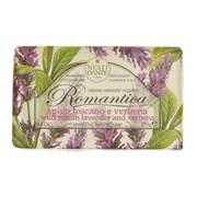 "Мыло ""NESTI DANTE ROMANTICA Wild Tuscan Lavender & Verbena  Дикая Тосканская Лаванда и Вербена"" 250мл"